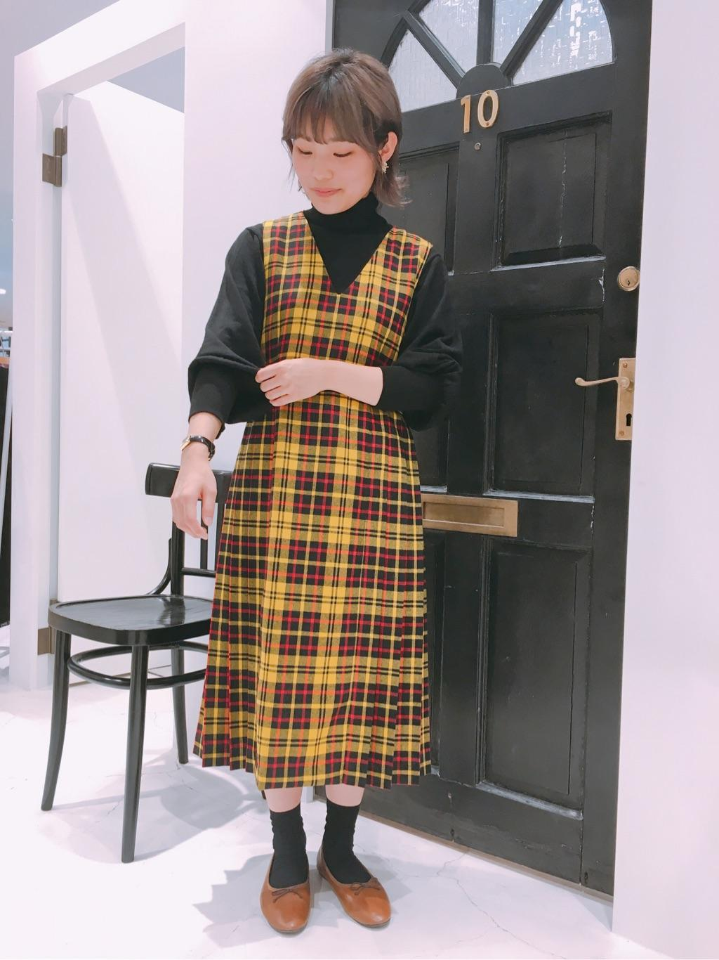 Dot and Stripes CHILD WOMAN コーディネート