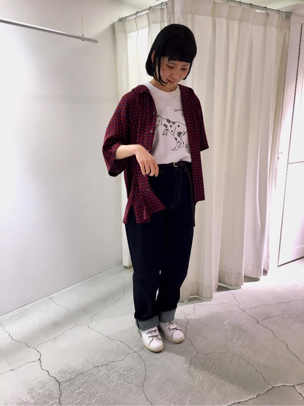 Dot and Stripes CHILD WOMAN 横浜モアーズ 身長:158cm 2019.05.09
