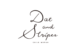 Dot and Stripes CHILD WOMAN