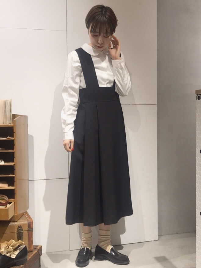 Dot and Stripes CHILD WOMAN 名古屋栄路面 身長:160cm 2020.02.29